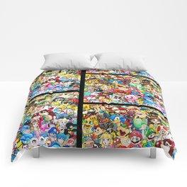 Nintendo Tribute Comforters