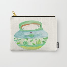 Tea Lover! Carry-All Pouch