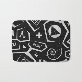 Math-A-Cons Bath Mat