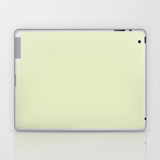Greenish Grey Laptop & iPad Skin