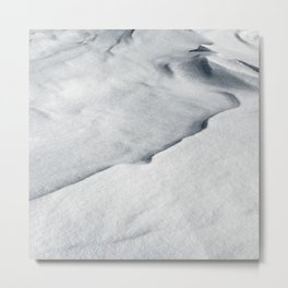 Snow dreams.... Metal Print
