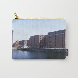 Pump house Pub and the Albert Dock Carry-All Pouch