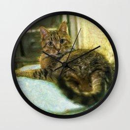 Toby Wall Clock