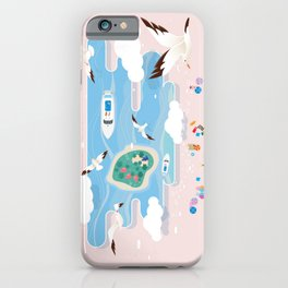 Aloha Home series III.-  iPhone Case