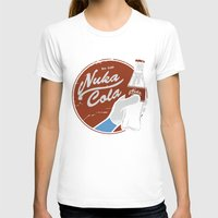 fallout T-shirts featuring Nuka Cola Fallout drink by Krakenspirit