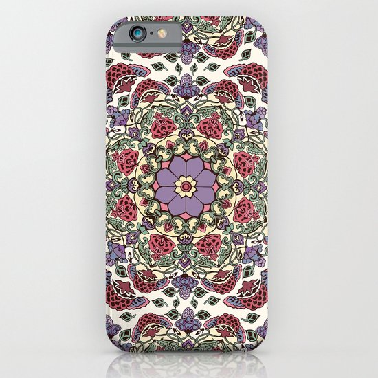Deco Floral iPhone & iPod Case