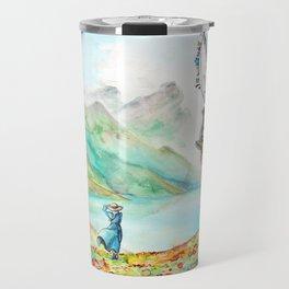 """Into my dreams"" Travel Mug"