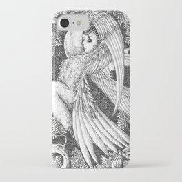 Harpy 6 iPhone Case