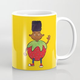 Strawberry Gerald  Coffee Mug