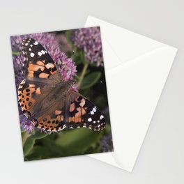 Painted Lady Butterfly Stationery Cards