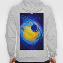 Abstract perfection - Circle Hoody