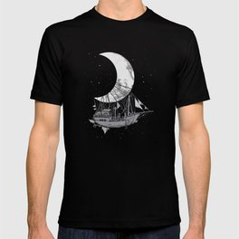 Moon Ship T-shirt