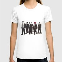 reservoir dogs T-shirts featuring Reservoir Ronald by Stewart S