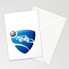 Rocket League Design Stationery Cards