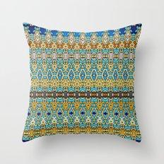 Mix&Match Byzantine Mosaic 02 Throw Pillow