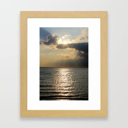 Kattegat Bay Framed Art Print