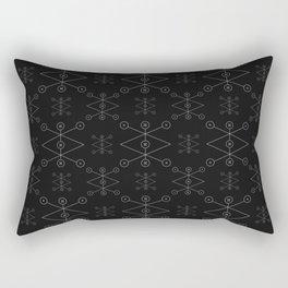 Glyph of Duplication Rectangular Pillow