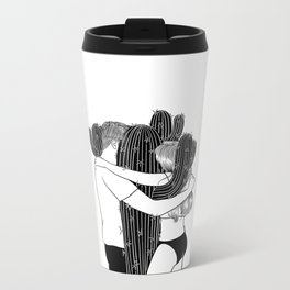 Love Hurts Metal Travel Mug