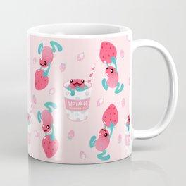 Strawberry poison milk 1 Coffee Mug