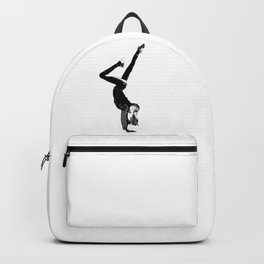 Handstand 1 |Grace Gallo Backpack