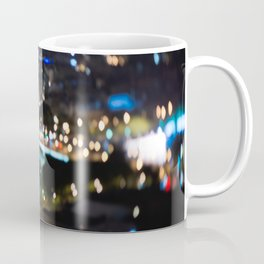 Paris by Night - TiltShift Coffee Mug