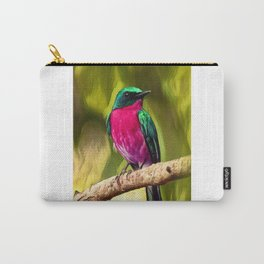 Songbird Dream | Painting  Carry-All Pouch