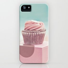 Californian Cupcake iPhone Case