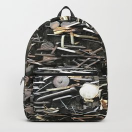 Staples and Nails it! Backpack