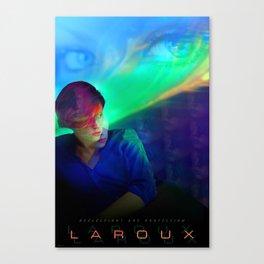 La Roux - Reflections Are Protection - Petrolealis Canvas Print