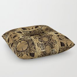Lament Configuration Spread Floor Pillow