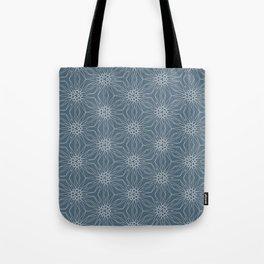 WinterStars Kaleidoskope Tote Bag