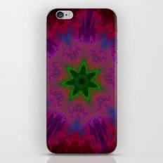 Kaleidoscope 'K1 SN' iPhone & iPod Skin
