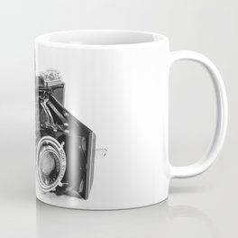 521 2 Vintage Camera Coffee Mug