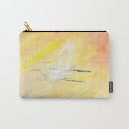 Great Egrets Carry-All Pouch