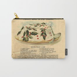 Fruit Cakes - Vintage Carry-All Pouch