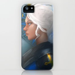 Holy Knight iPhone Case