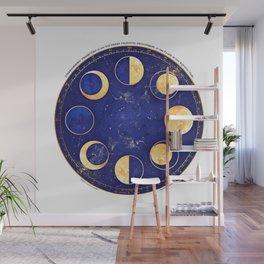 Celestial Atlas :: Lunar Phases Wall Mural