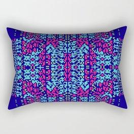 """""""Glitch"""" series #7 Rectangular Pillow"""