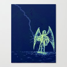 I Am Light Canvas Print