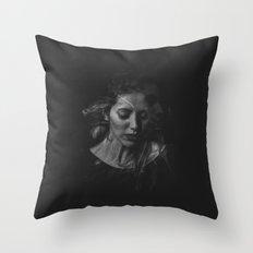 Varied Girl Throw Pillow