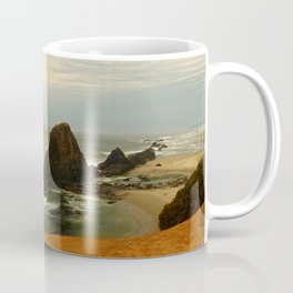 Otter Rock Beach Coffee Mug