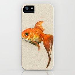 """Goldie"" iPhone Case"