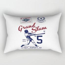 Varsity Baseball Team - Grand Slam Rectangular Pillow