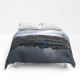 Regency Wharf Birmingham Comforters