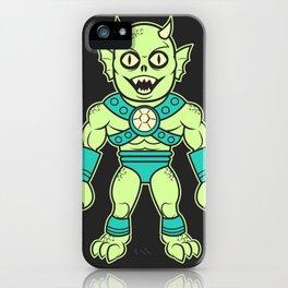 Murgus, The Sea Dewelling Sea Demon of the Sea iPhone Case