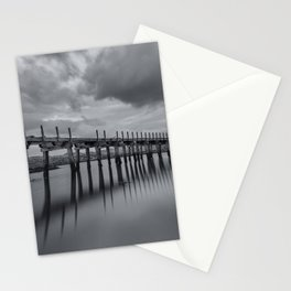 The old Wooden Bridge Stationery Cards