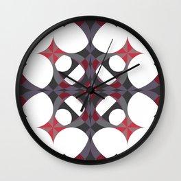 Cross 1 Wall Clock