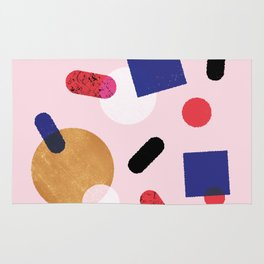 Japanese Party Rug
