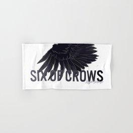 Six Of Crows Hand & Bath Towel