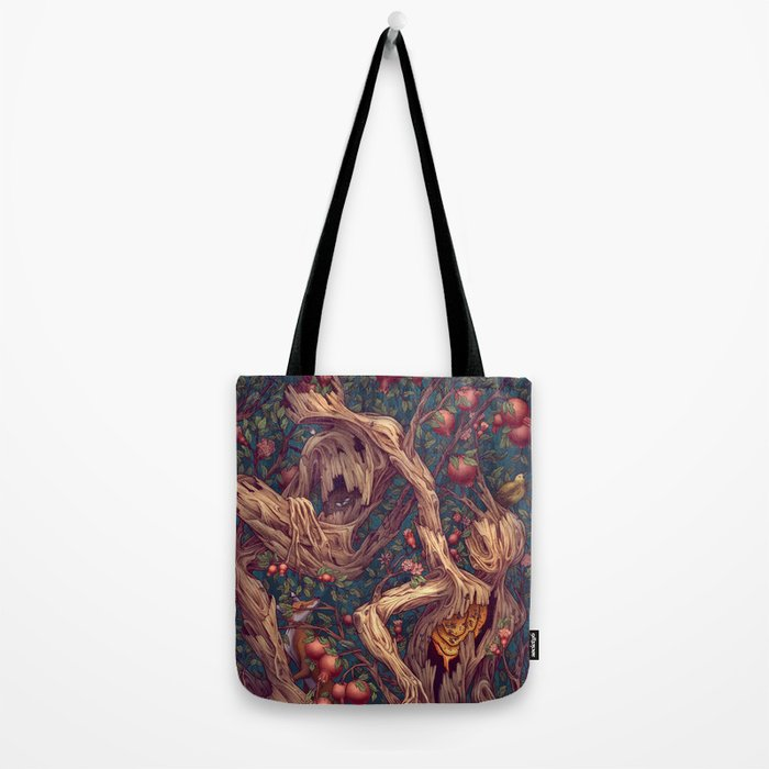 Tree People Tote Bag
